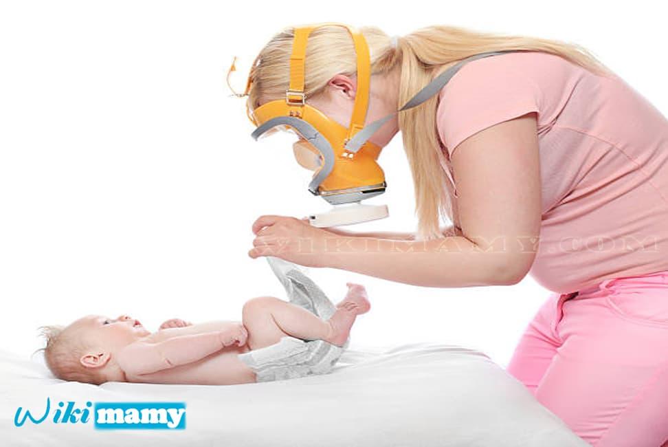 Chăm sóc bé bị tiêu chảy