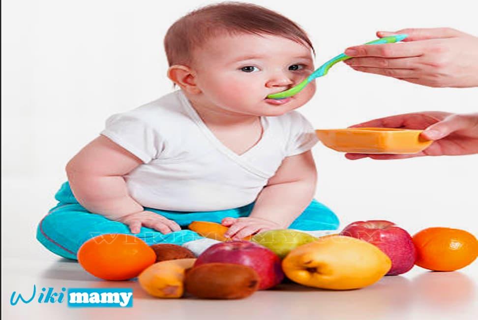 Trái cây cho trẻ ăn dặm tốt nhất
